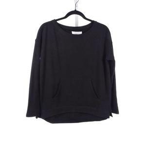WORKSHOP Women's Black Sweater Size XS